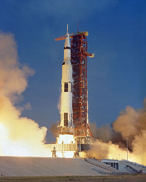 the lunar lift off from moon nasa - photo #18